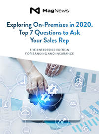 Exploring On-Premises in 2020. Top 7 Questions to Ask Your Sales Rep