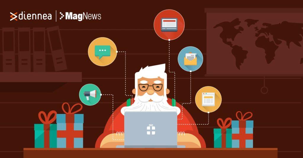 Christmas Card MagNews