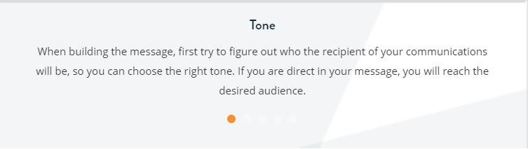 tone-slide