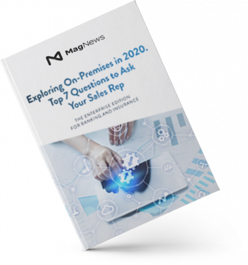 Cover Guide Exploring On-Premises 2020
